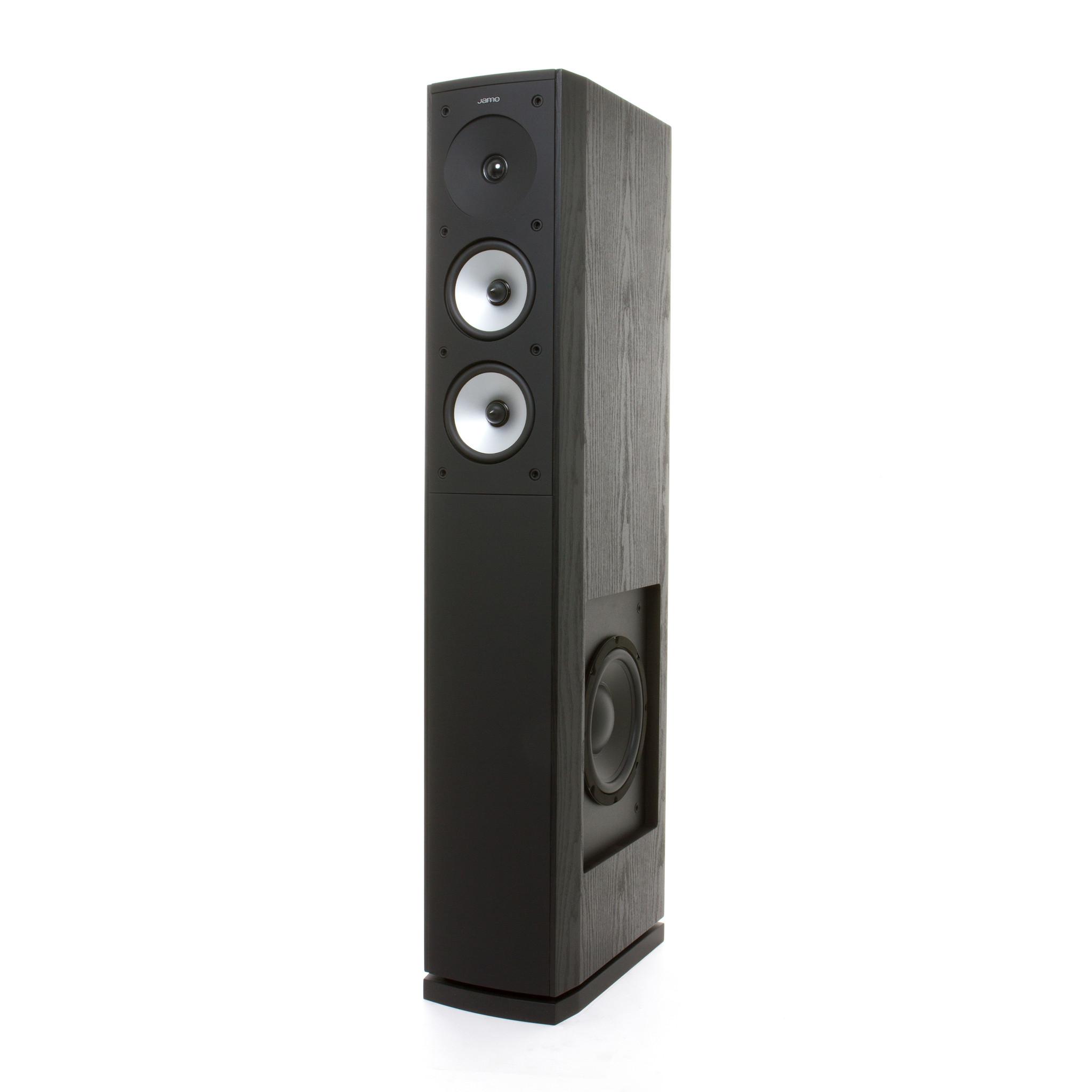 Jamo S 626 Floorstanding Speaker Audioshop